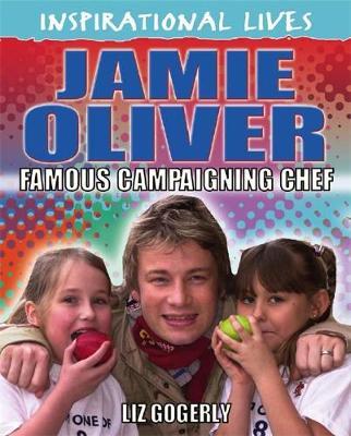 Jamie Oliver by Liz Gogerly