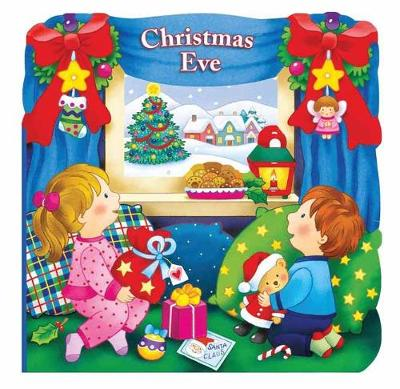 Christmas Eve by Annie Auerback
