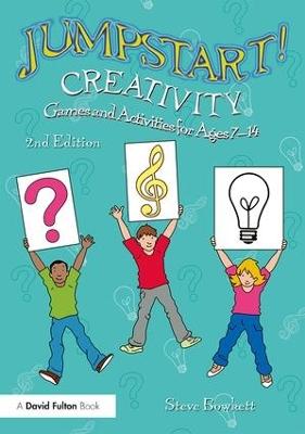 Jumpstart! Creativity book