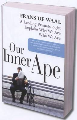 Our Inner Ape by Dr Frans de Waal