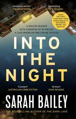 Into the Night book
