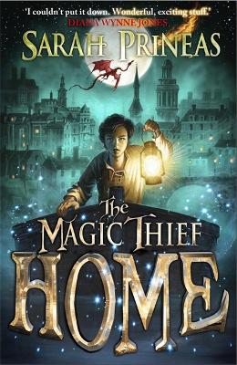 Magic Thief: Home book
