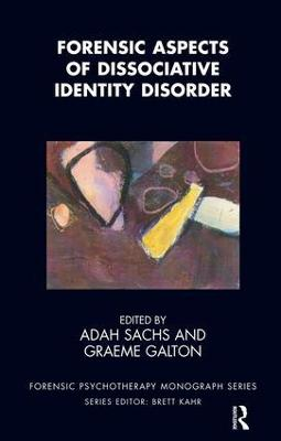 Forensic Aspects of Dissociative Identity Disorder book