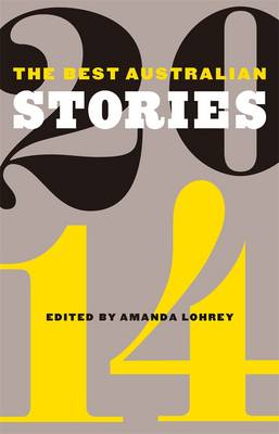 Best Australian Stories 2014 book