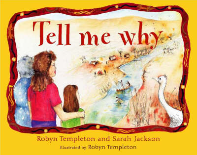 Tell Me Why by Sarah Jackson