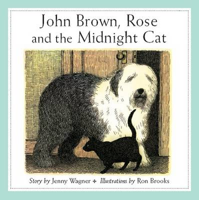 John Brown, Rose and the Midnight Cat book