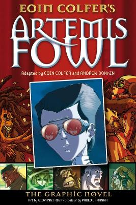 Artemis Fowl by Andrew Donkin