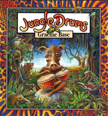 Jungle Drums book