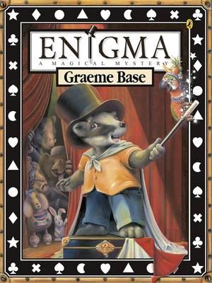 Enigma by Graeme Base