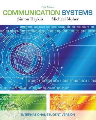 Communication Systems by Simon Haykin