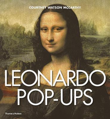 Leonardo Pop-ups book