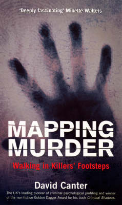 Mapping Murder by David V. Canter