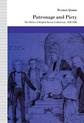 Patronage and Piety book