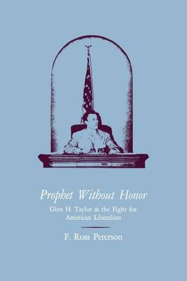 Prophet Without Honor by Ross Frank