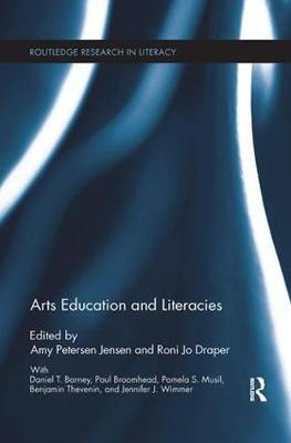Arts Education and Literacies book