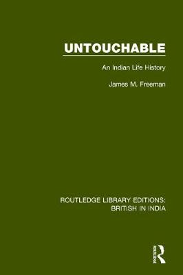 Untouchable: An Indian Life History book