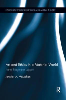 Art and Ethics in a Material World book