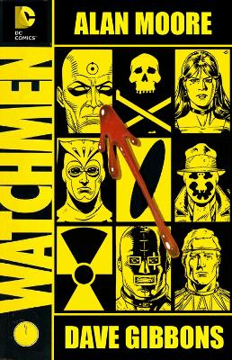 Watchmen: The Deluxe Edition HC by Alan Moore