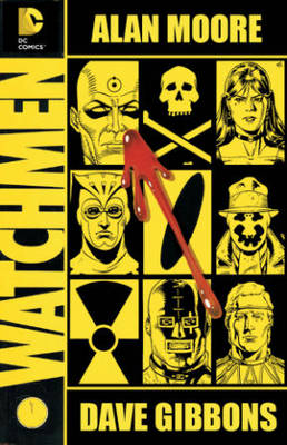 Watchmen: The Deluxe Edition HC book