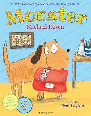Monster by Michael Rosen