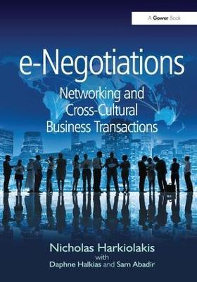 E-negotiations by Nicholas Harkiolakis