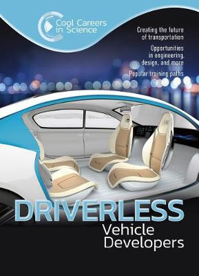 Driverless Vehicle Developers book