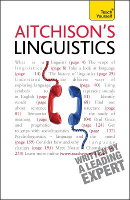 Aitchison's Linguistics by Jean Aitchison