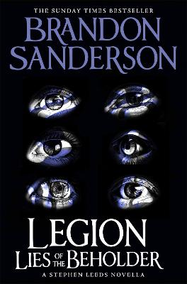 Legion: Lies of the Beholder by Brandon Sanderson