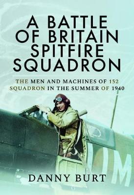 Battle of Britain Spitfire Squadron book