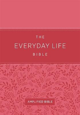 Everyday Life Bible (Fashion Edition: Pink Imitation Leather) by Joyce Meyer