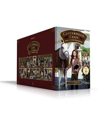 Canterwood Crest Born to Ride Collection by Jessica Burkhart