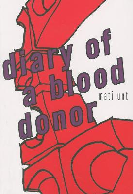 Diary of a Blood Donor book