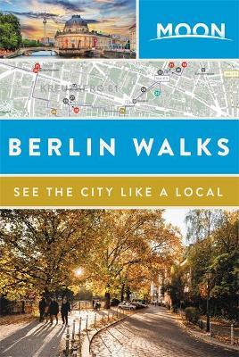 Moon Berlin Walks book