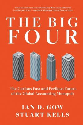 Big Four: The Curious Past and Perilous Future of Global Accounting Monopoly by Stuart Kells