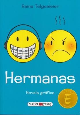 Hermanas by Raina Telgemeier