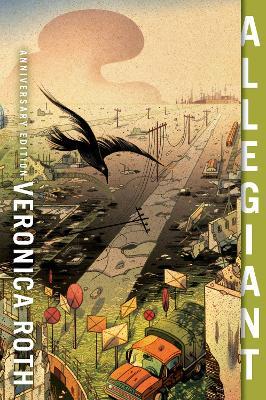 Allegiant (Divergent Trilogy, Book 3) book