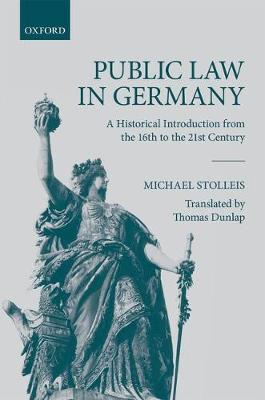 Public Law in Germany by Michael Stolleis