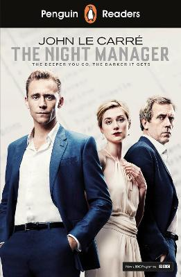 Penguin Readers Level 5: The Night Manager (ELT Graded Reader) by John le Carre
