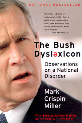 Bush Dyslexicon book