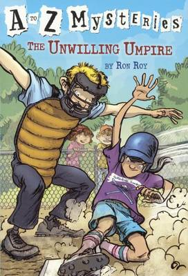 Unwilling Umpire by Ron Roy