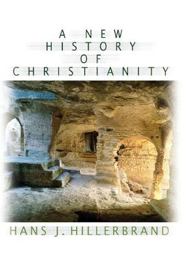 A New History of Christianity book