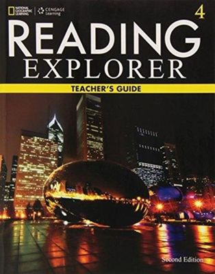 Reading Explorer Level 4 Teachers Guide ( 2nd ed ) book