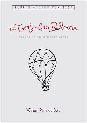 21 Balloons by William Pene Du Bois