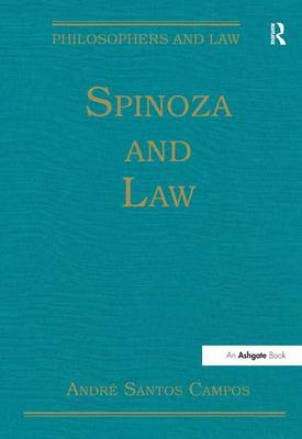 Spinoza and Law book