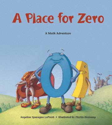 A Place For Zero, A by ANGELINE SPARAGNA LOPRESTI