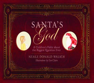 Santa'S God book