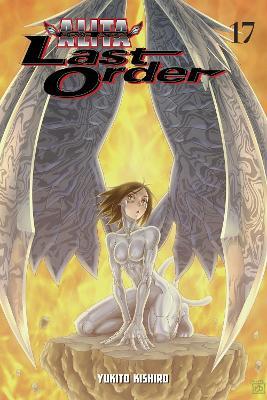 Battle Angel Alita: Last Order Volume 17 book