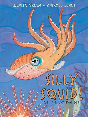 Silly Squid book