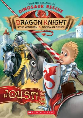 Joust! by Kyle Mewburn