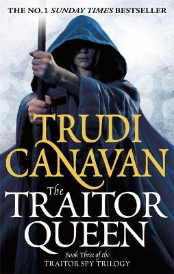Traitor Queen by Trudi Canavan